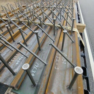 Expansion Dams for DCDOT East Capital Street Bridge