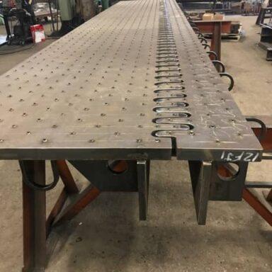 Finger Joint Assembly for Chesapeake Bay Bridge Tunnel