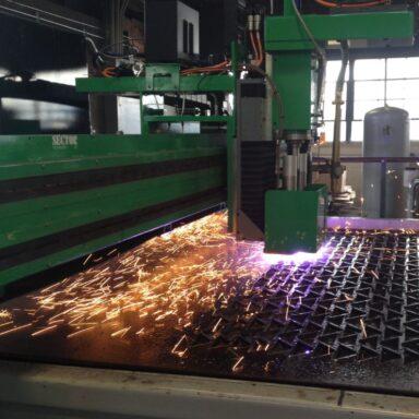 Hypertherm High Definition Plasma Cutting System