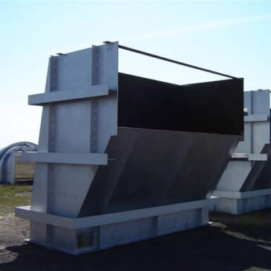 Steel Mill Furnace Duct System