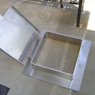 Steel Roof Hatch