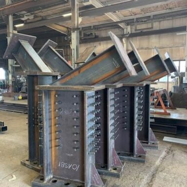 Steel Embeds